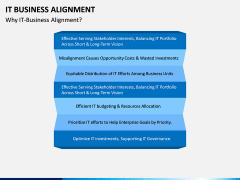 IT Business Alignment PPT Slide 4