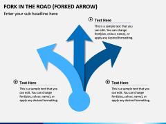 Fork in the Road PPT Slide 7