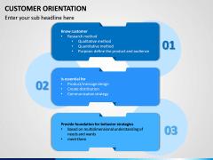 Customer Orientation PPT Slide 6