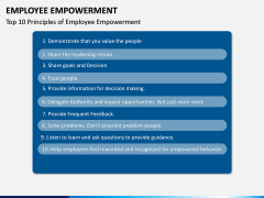 Employee Empowerment PPT Slide 15