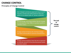 Change Control PPT Slide 18