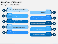 Personal Leadership PPT Slide 15