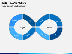 Insights and Action PPT Slide 6