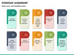 Strategic Leadership PPT Slide 27