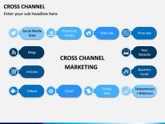 Cross Channel PPT Slide 2