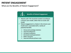 Patient Engagement PPT Slide 23