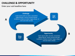Challenge and Opportunity PPT Slide 7
