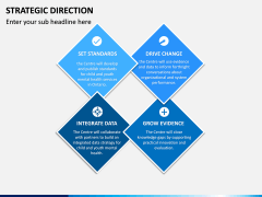 Strategic Direction PPT Slide 7