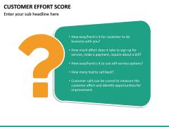 Customer Effort Score PPT Slide 23