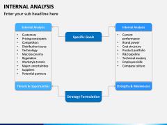 Internal Analysis PPT slide 9