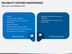 Reliability Centered Maintenance PPT Slide 13