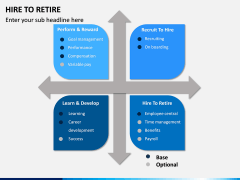 Hire to Retire PPT slide 2