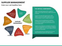 Supplier Management PPT Slide 16