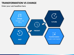 Transformation Vs Change PPT Slide 6