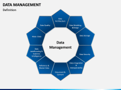Data Management PPT slide 1