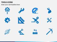 Tools Icons PPT Slide 3