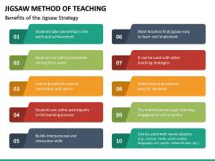 Jigsaw Method of Teaching PPT Slide 24