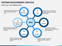 Systems Development Lifecycle PPT Slide 12