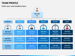 Team Profile PPT Slide 13