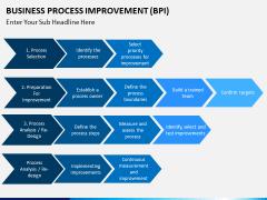 Business process improvement PPT slide 5