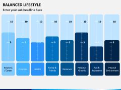 Balanced Lifestyle PPT Slide 9