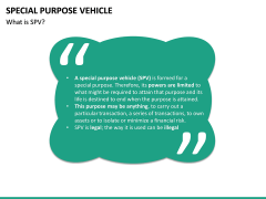 Special Purpose Vehicle (SPV) PPT Slide 14