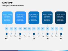 Roadmap PPT Slide 20