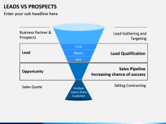 Leads Vs Prospects PPT Slide 8