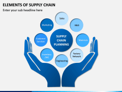 Elements of Supply Chain PPT Slide 12