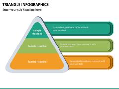 Triangle Infographics PPT Slide 24