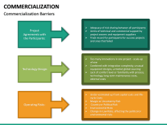 Commercialization PPT Slide 23