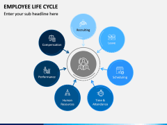 Employee Life Cycle PPT Slide 16