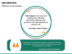 Job Analysis PPT Slide 18