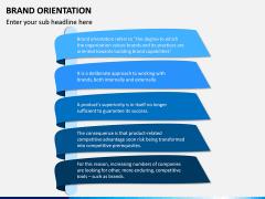Brand Orientation PPT Slide 9