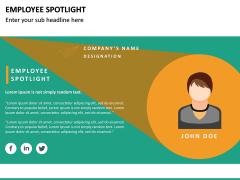 Employee Spotlight PPT Slide 27