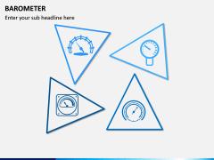 Barometer Icons PPT Slide 15