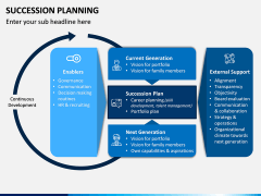 Succession Planning PPT Slide 13
