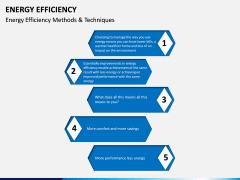 Energy Efficiency PPT Slide 13