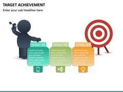 Target Achievement PPT slide 15