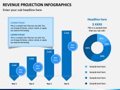 Revenue Projection Infographics PPT Slide 6