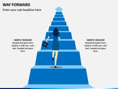 Way Forward PPT Slide 1