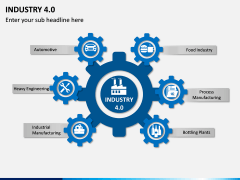 Industry 4.0 PPT Slide 4