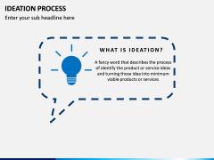 Ideation Process PPT Slide 1