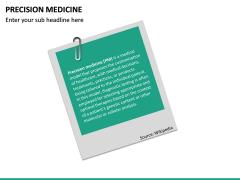 Precision Medicine PPT Slide 11