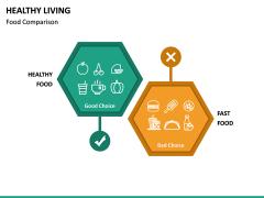 Healthy Living PPT Slide 26