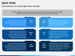 Agile Team PPT Slide 10