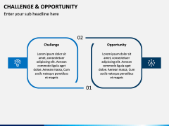 Challenge and Opportunity PPT Slide 6