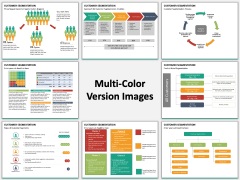 Customer segmentation PPT slide MC Combined
