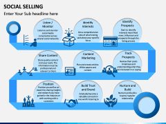 Social Selling PPT Slide 1