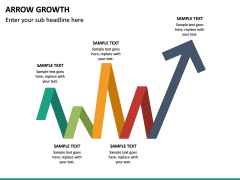 Arrow Growth PPT Slide 17
